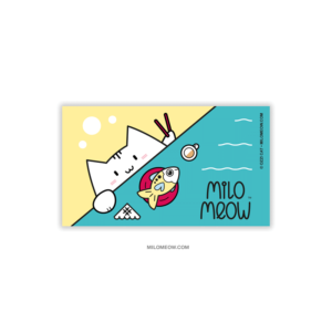 MILO-MAGNETS-SET-001-Sweet-Yummy-Time-02_preview01_Milo-Meow-Cat-sushi-fish-japanese-food_Cat-Magnet-Kitten-Refrigerator-Kawaii-Cute-Gift-for-Cat-Lover